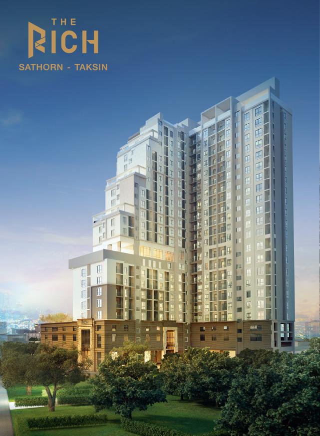 The Rich Sathorn - Taksin